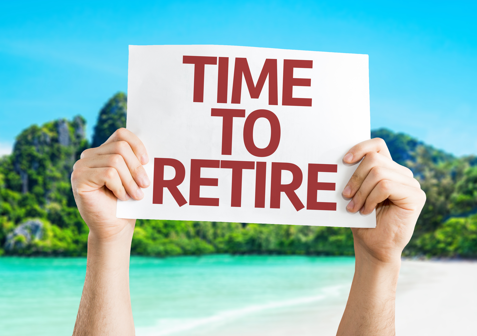 I Cannot Wait to Retire