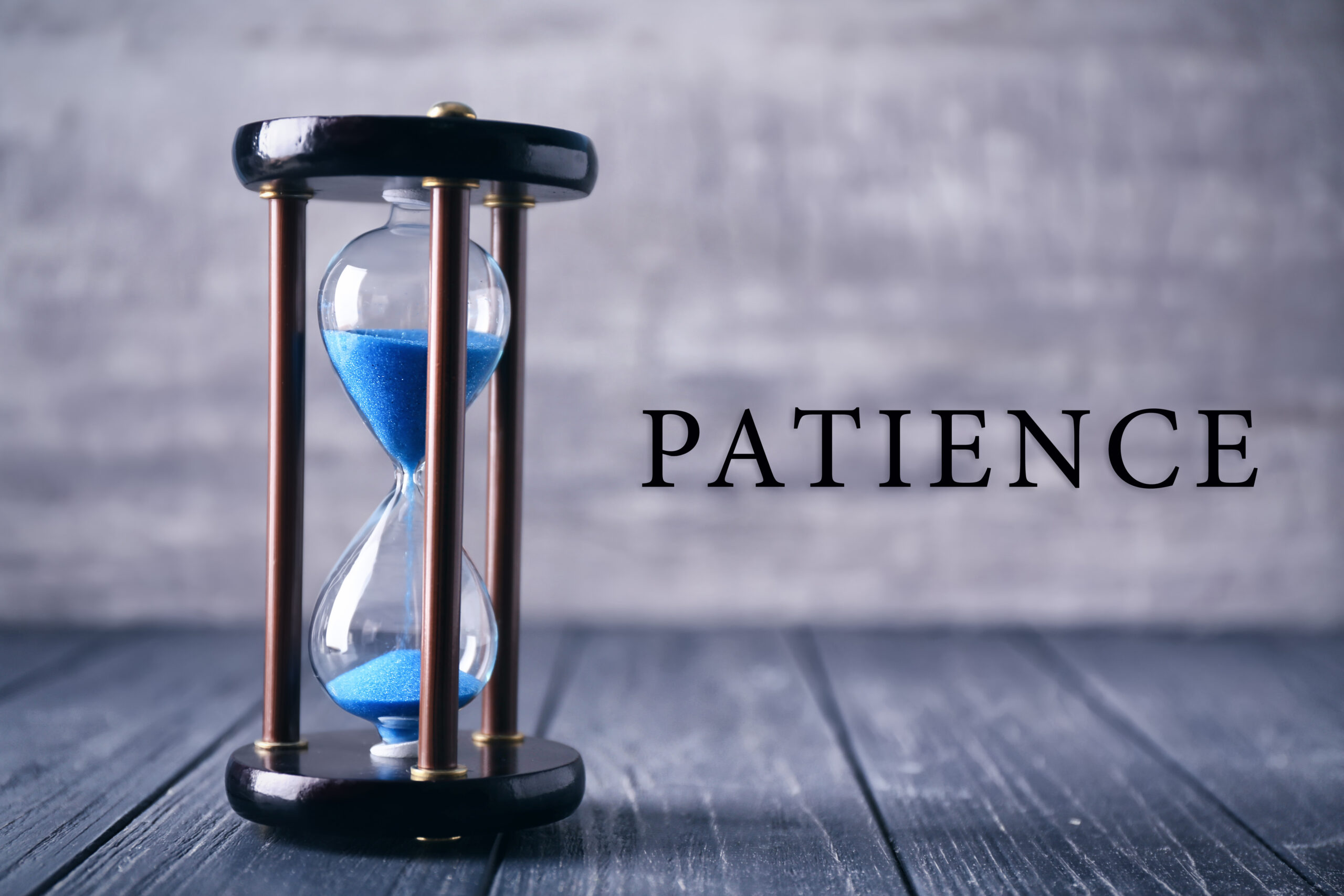 Sideways Market Emotional Response Patience